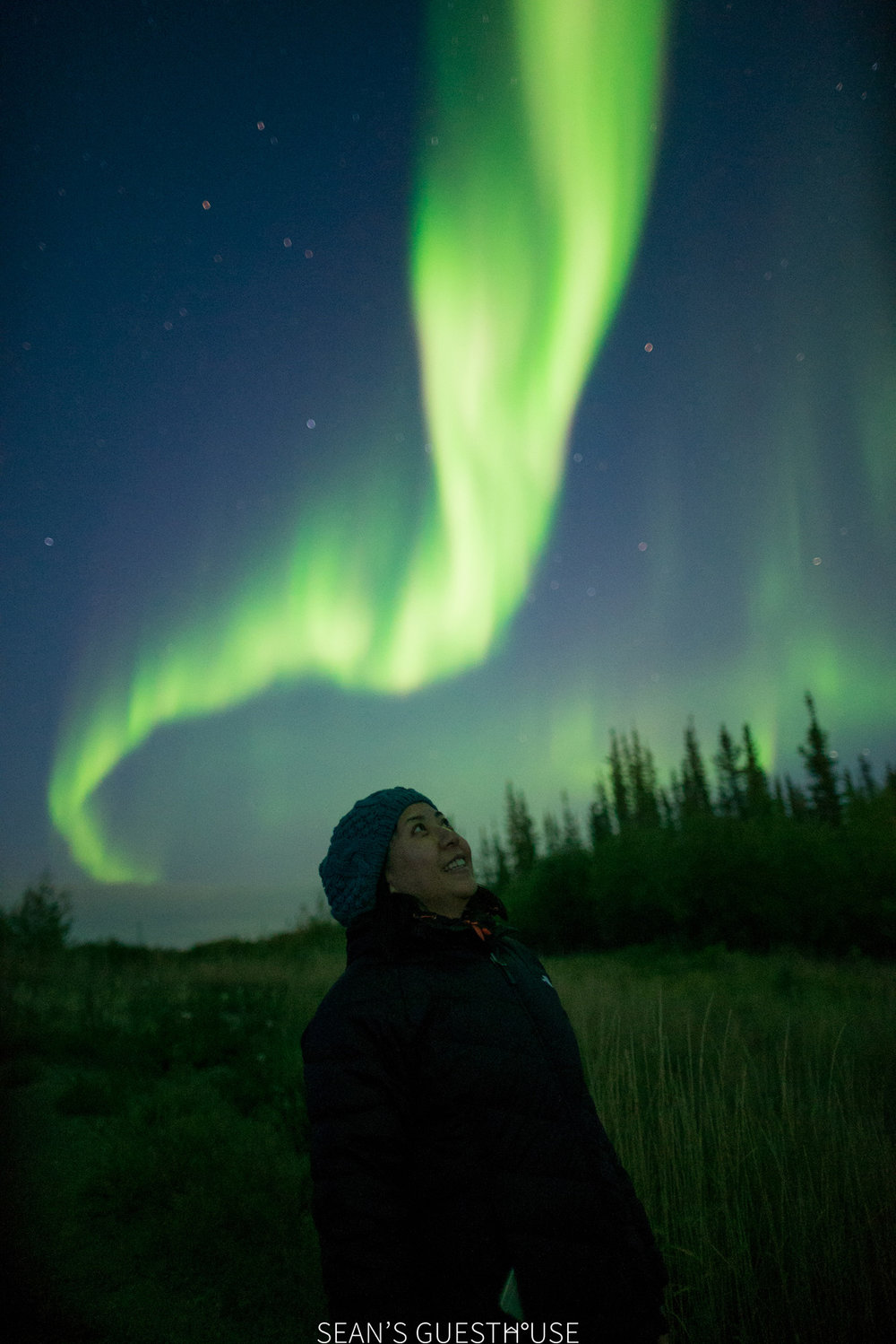 Sean's Guesthouse - Yellowknife - High Speed Solar Wind Stream - 2.jpg