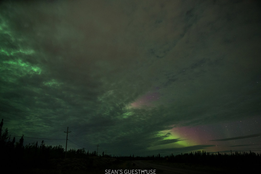 Sean's Guesthouse - Yellowknife Bed & Breakfast - Aurora Chase - 2.jpg