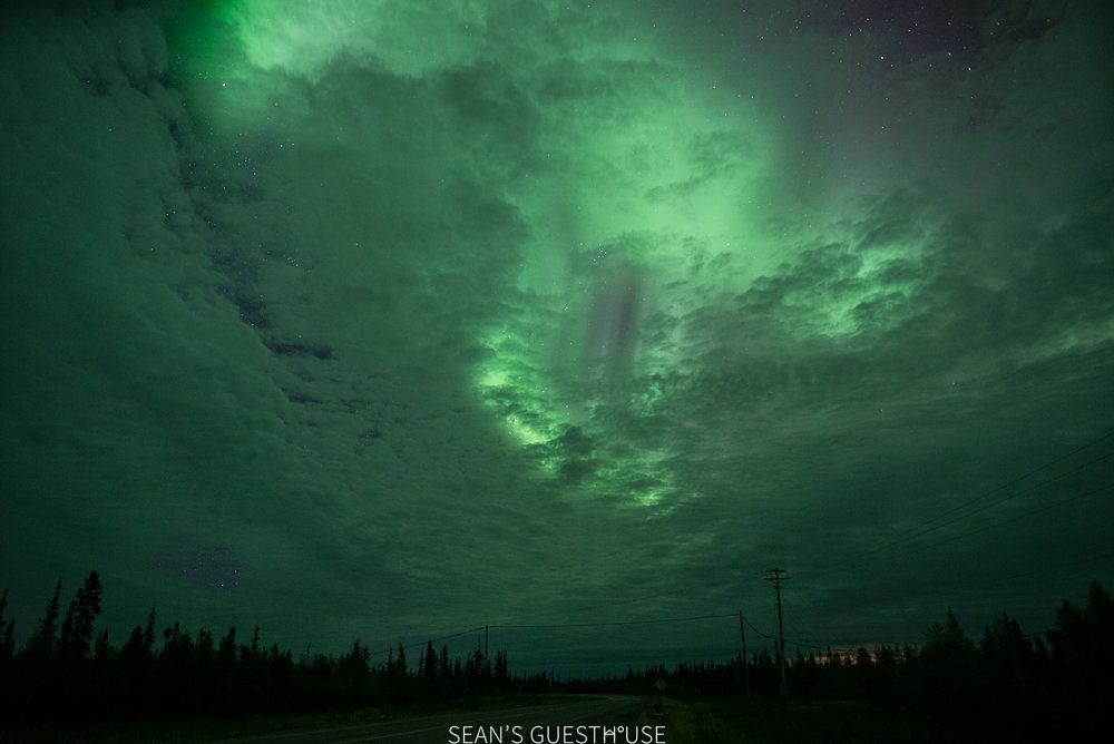Sean's Guesthouse - Yellowknife Bed & Breakfast - Aurora Chase - 4.jpg