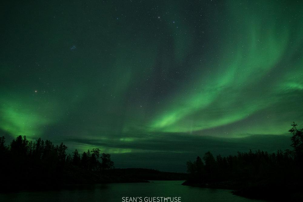 Yellowknife Northern Lights - Sean's Guesthouse - 2.jpg