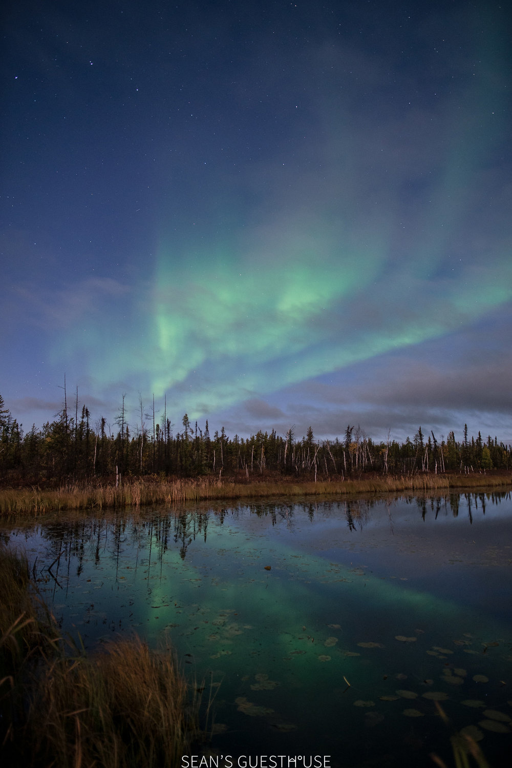 Sean's Guesthouse - Yellowknife Northern Lights Tours - 1.jpg