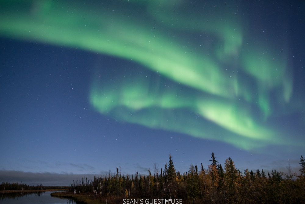 Sean's Guesthouse - Yellowknife Northern Lights Tours - 2.jpg