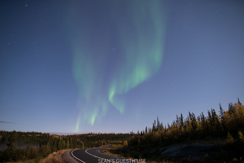 Sean's Guesthouse - Northern Lights Full Moon - 1.jpg