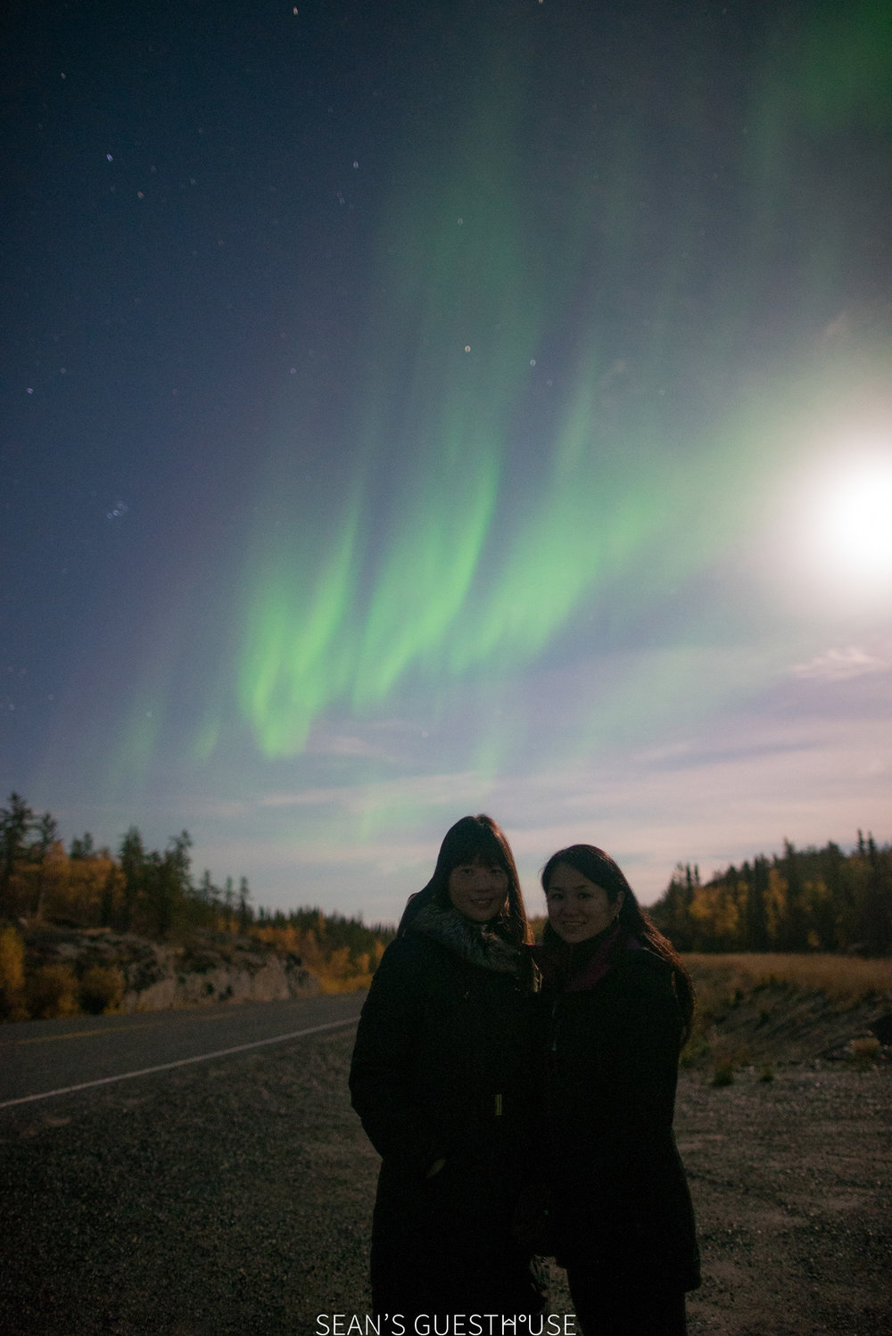 Sean's Guesthouse - Yellowknife Northern Lights Viewing - 2.jpg