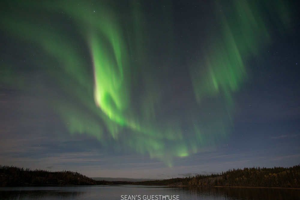Sean's Guesthouse - Yellowknife Northern Lights Viewing - 4.jpg