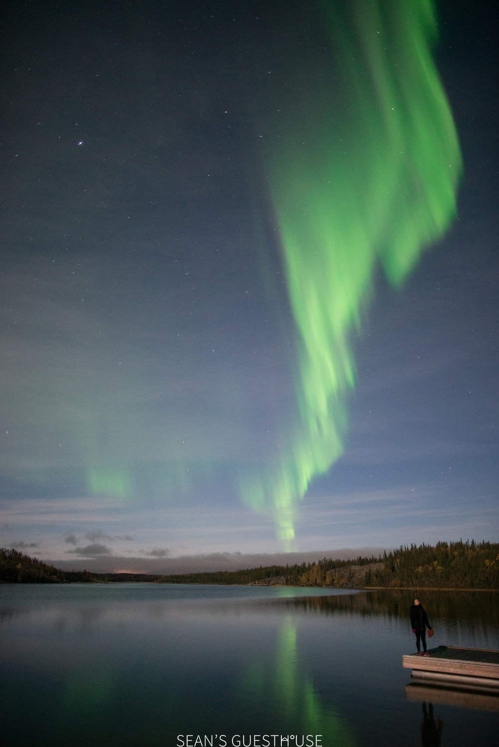 Sean's Guesthouse - Yellowknife Northern Lights Viewing - 5.jpg