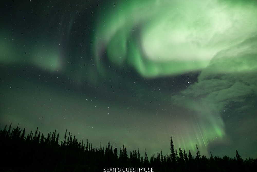 Yellowknife Northern Lights - Sean's Guesthouse - 5.jpg