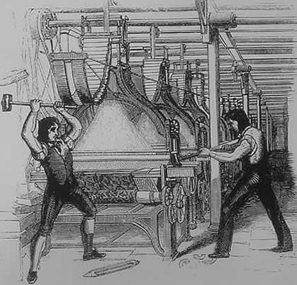 19세기 산업 혁명으로 인하여 일자리가 줄어들자. 일자리를 빼앗아간 기계를 파괴하자는 '러다이트(Luddite) 운동'이 벌어진 적이 있었다. 일자리를 빼앗아간다고,과거의 러다이트 운동처럼 세상의 모든 컴퓨터나 소프트웨어를 파괴할 수는 없는 것이다.결국 새로운 일자리는 혁신을 통해서 새로운 기회가 만들어 지면서,생겨난다.혁신형 벤처를 창업하는 것이,21세기 이 시대의 새로운 산업혁명이 되는 것이다. 벤처를 육성하는 혁신적인 전략은 창업자 개인의 문제가 아니다.이제는 우리 사회의 절대적인 공감도 필요하고 이를 바탕으로 한,국가 전략의 문제이다.  이미지 -  위키피디아