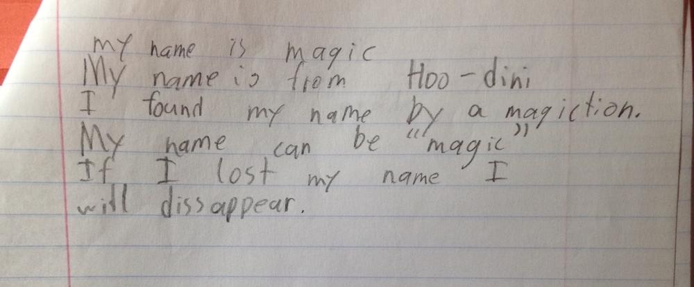 My name is... poem by Brandy