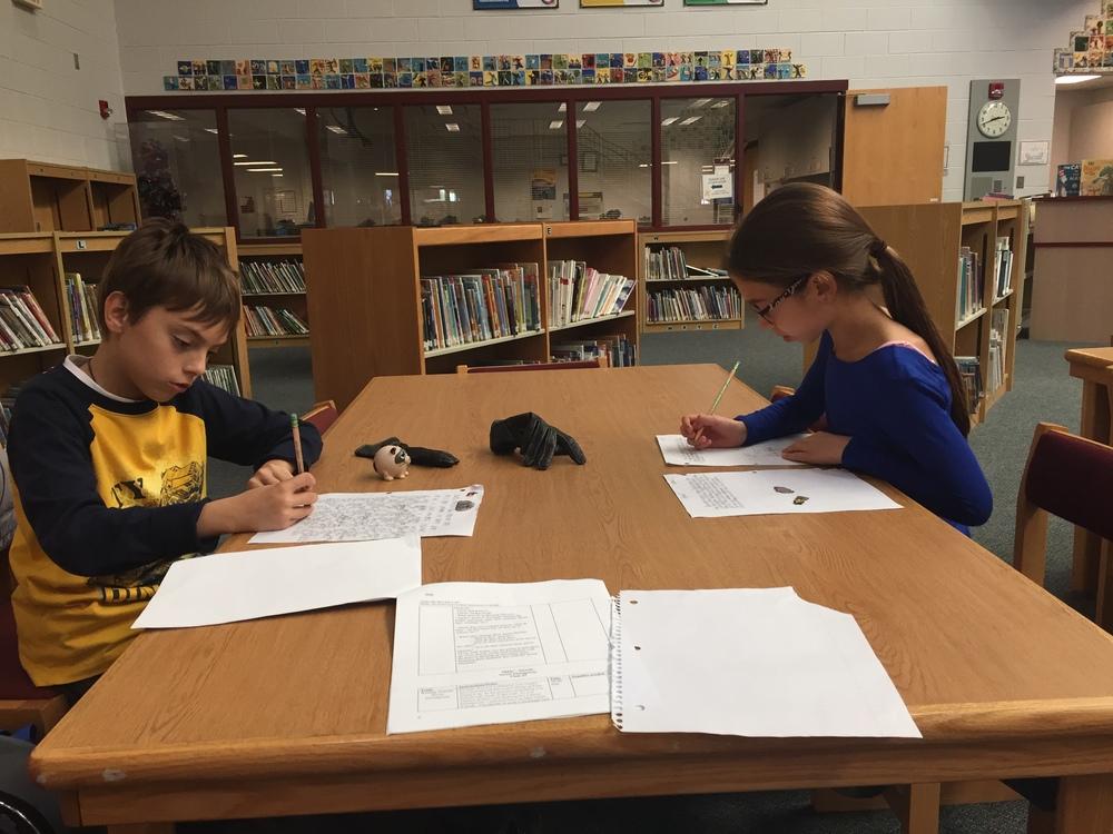 Mill Creek Elementary Writers!