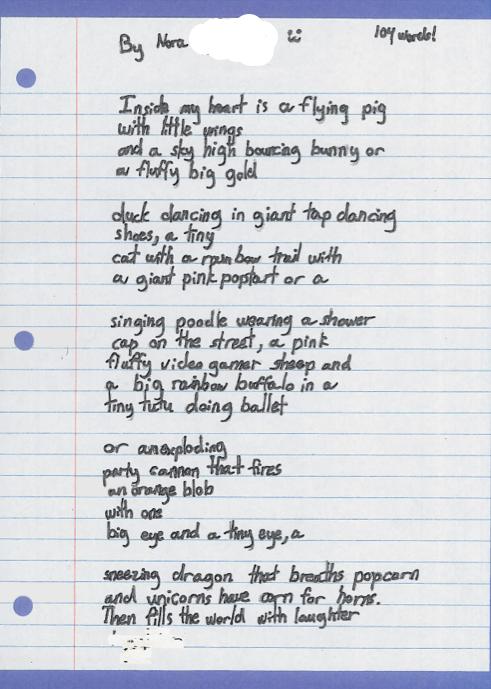 Inside My Heart by Nora Z.