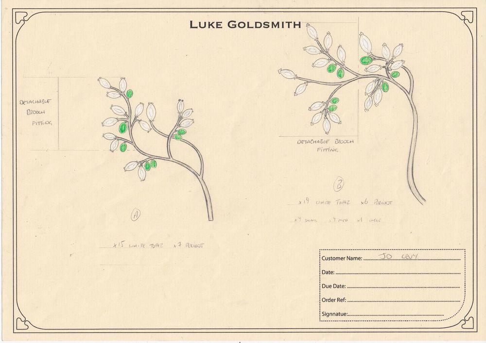 Luke Goldsmith Sketchbook