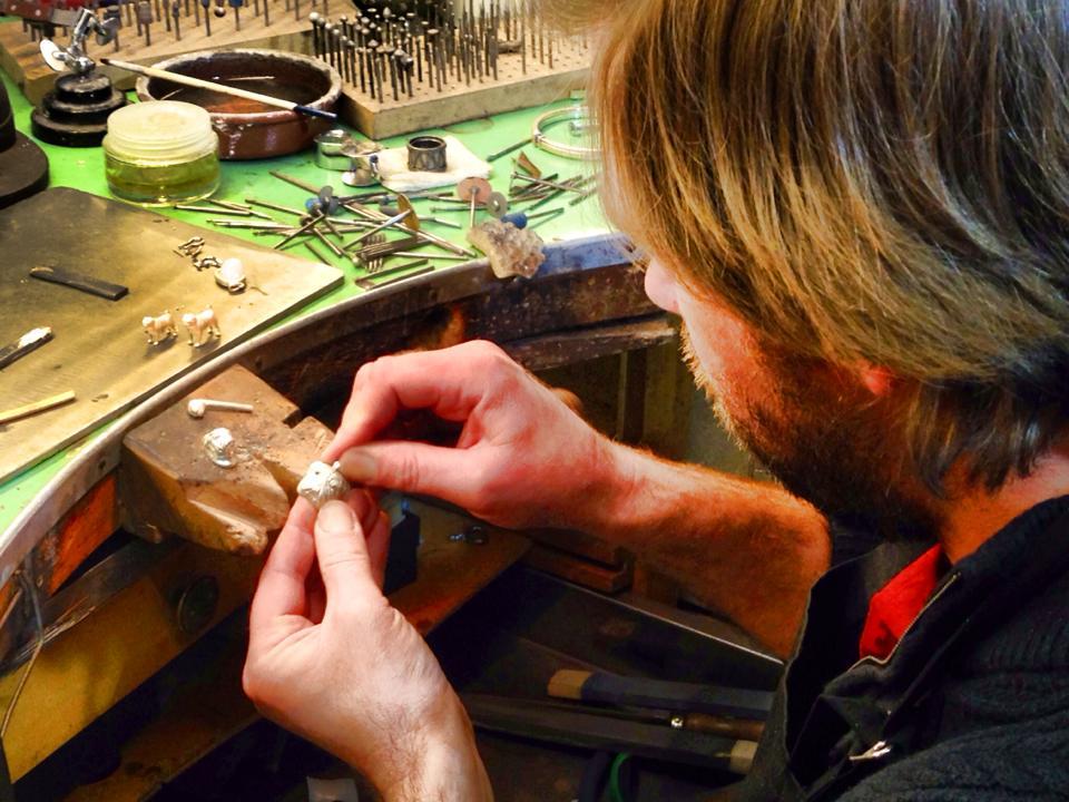 Luke Goldsmith Workshop