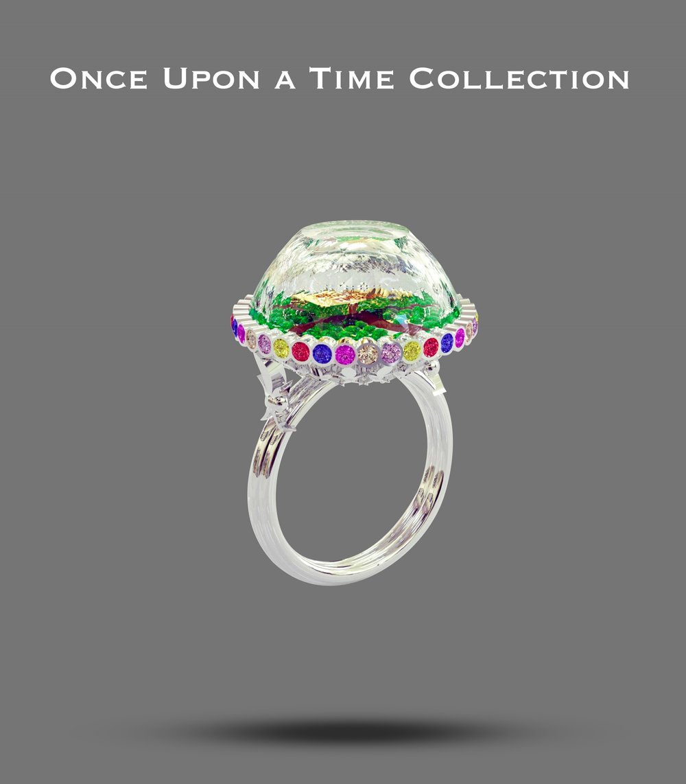 Luke Goldsmith Once Upon A Time Ring