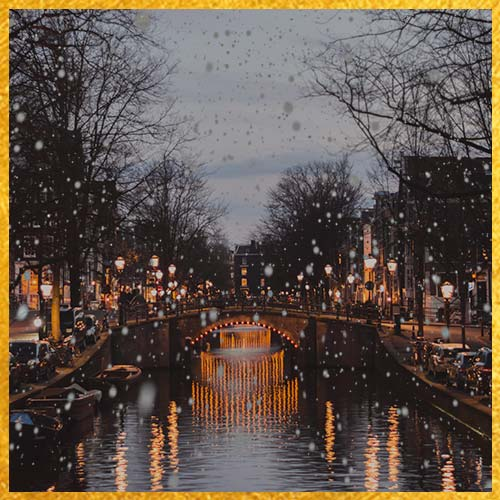 Amsterdam - 23 & 24 december