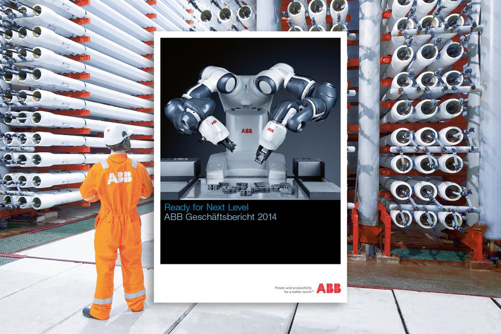 ABB, Geschäftsbericht 2014