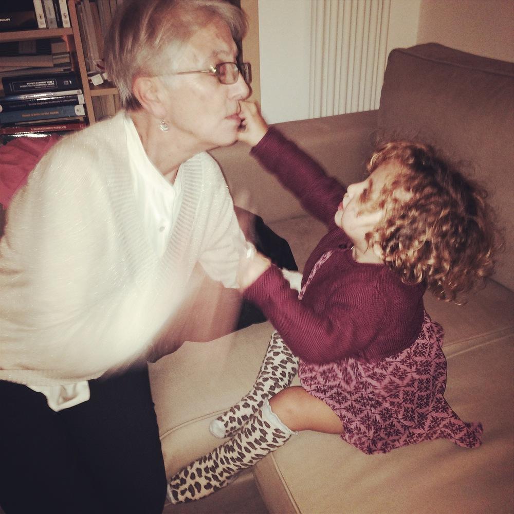 Mia e Nonna