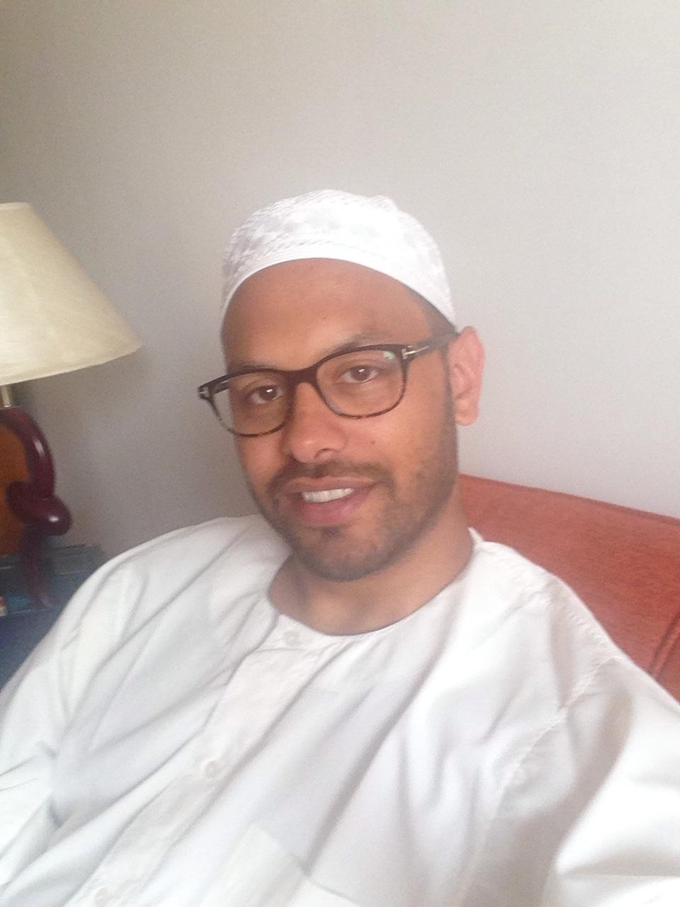 Papà in Sudan