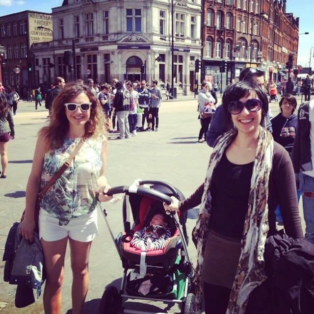 A Camden Town con Gabri