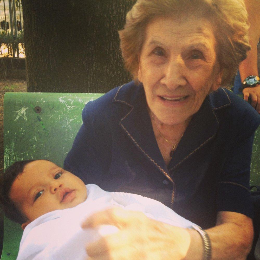 Ziastrottina, la mia terza nonna