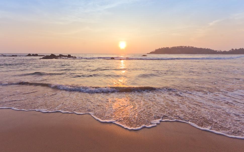 Sunset - Mirissa, Sri Lanka