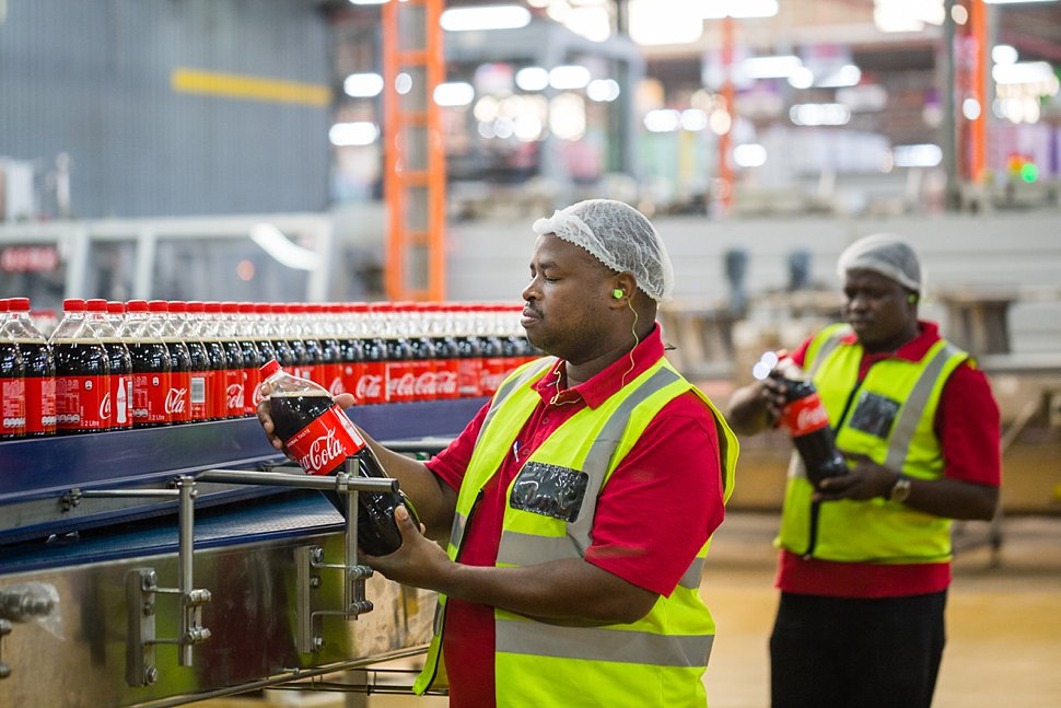 Coca Cola Beverages South Africa