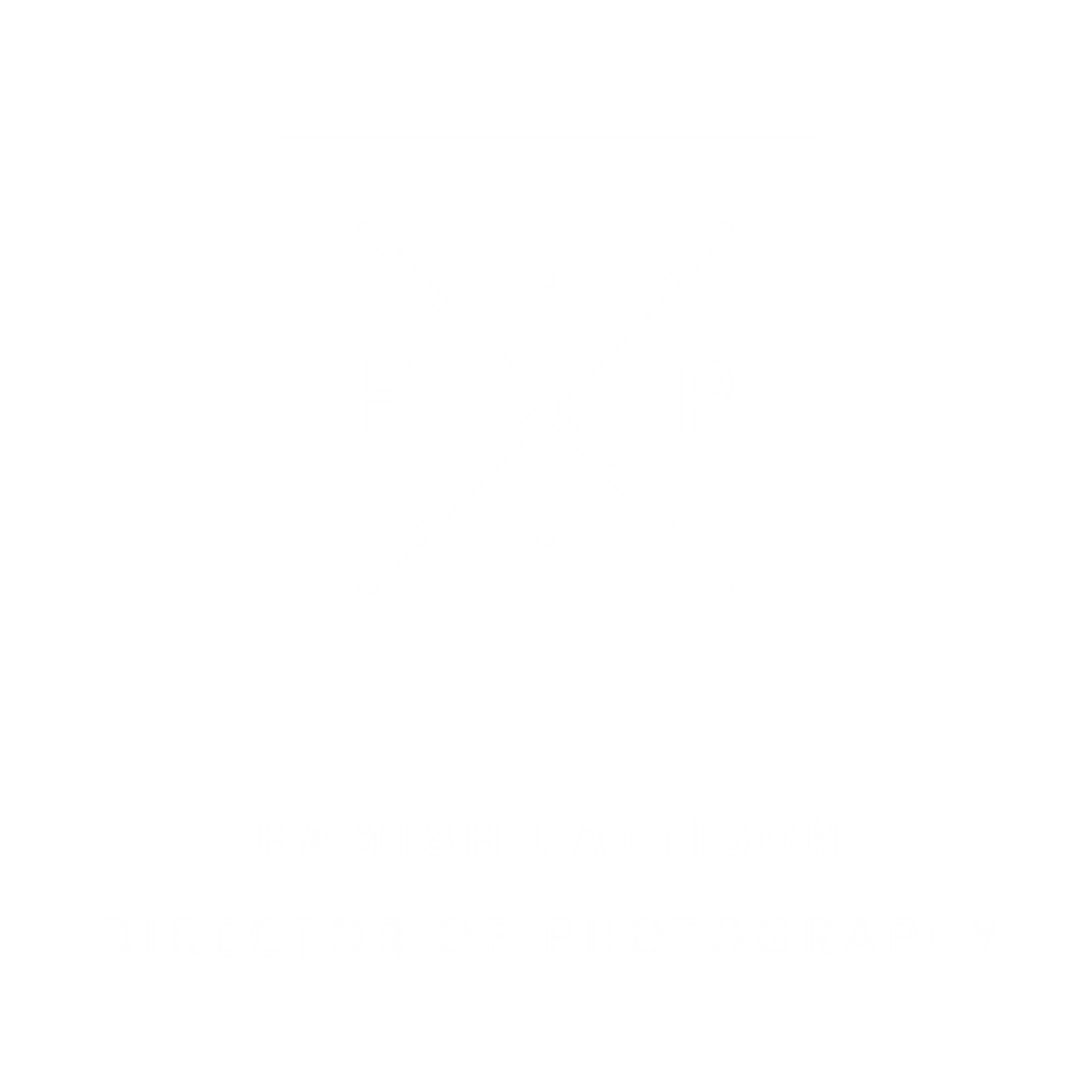 Hamish Pattison - Director of Photography
