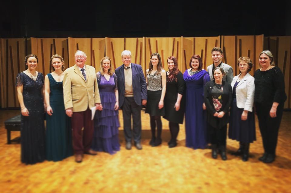 Finalists, Pianists and Jury