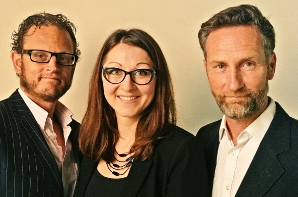 Marcus Timson, Stefanie Thiele & Frazer Chesterman