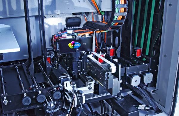 LumeJet S200 Interior