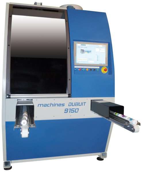 Dubuit 9150 Digital Cylinder Press