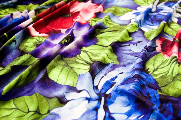 Xennia Digitally Printed Textile
