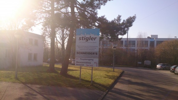 Stigler Premises, Munich