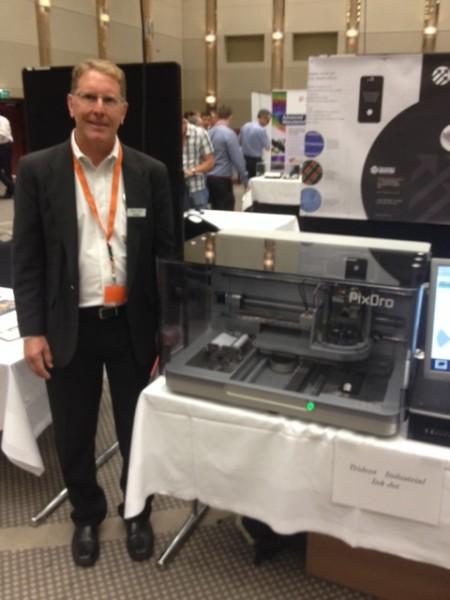 Steve Liker, Trident Industrial Inkjet