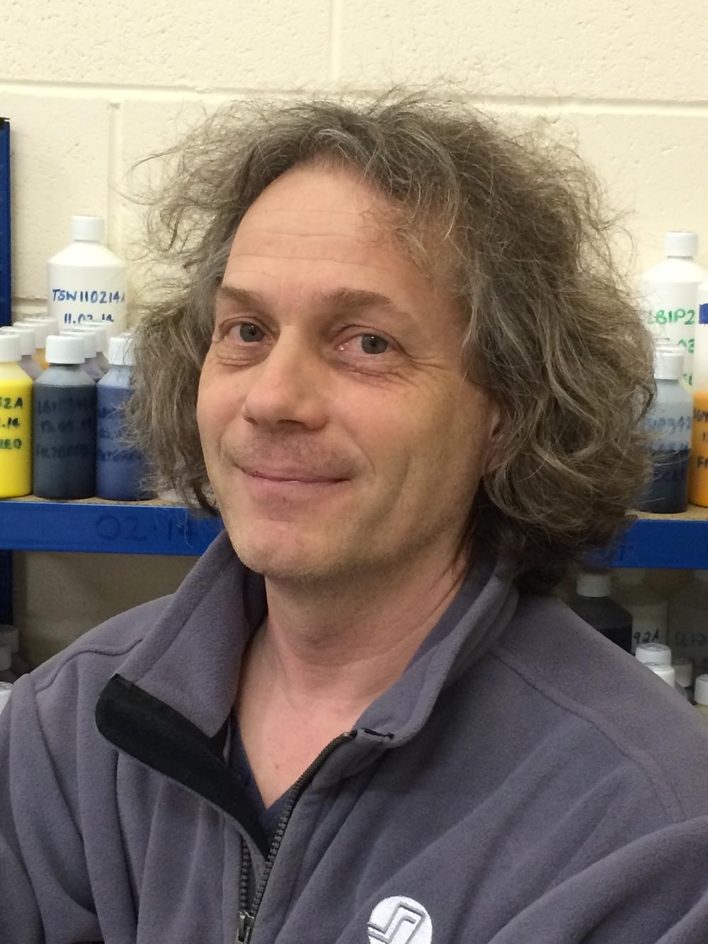 Melker Ryberg, R&D Project Manager, Valinge