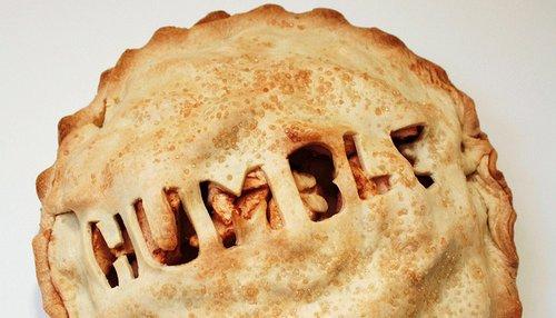 Great Leaders Eat Humble Pie