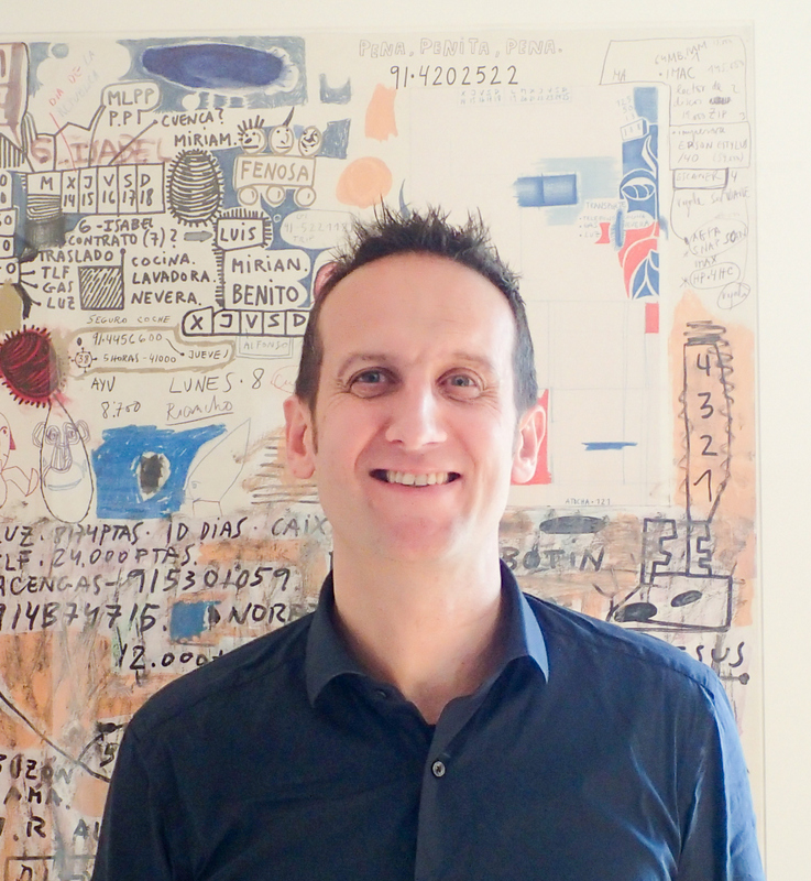 Giorgio Macor, Founder of Kuei and InPrint Ambassador