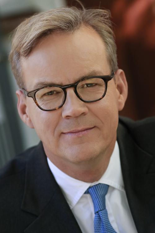 Holger Busch,  VDMB-Hauptgeschäftsführer