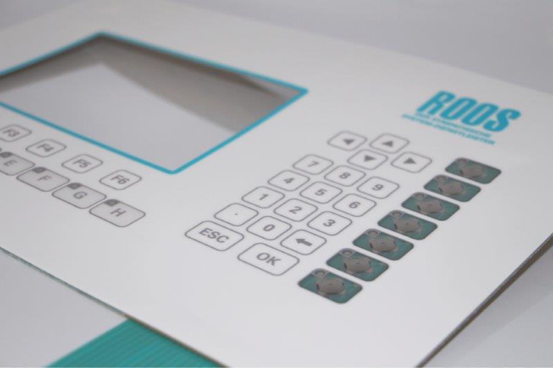 Membrane Keyboard Printing