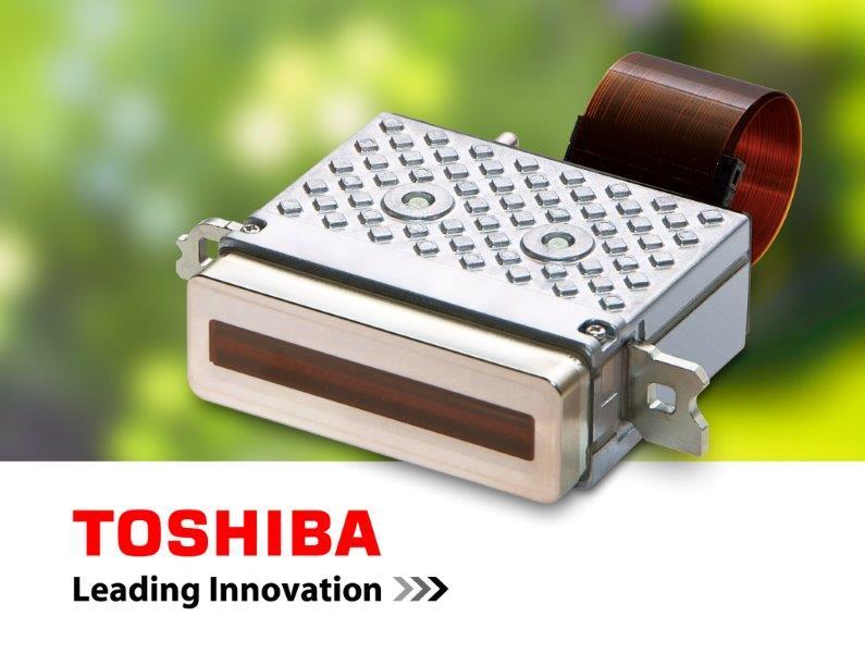 TOSHIBA TEC CF1XL industrial inkjet printhead