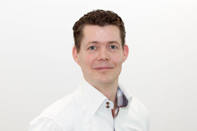 Frank Janssen, Head of 4D Printing, Heidelberg