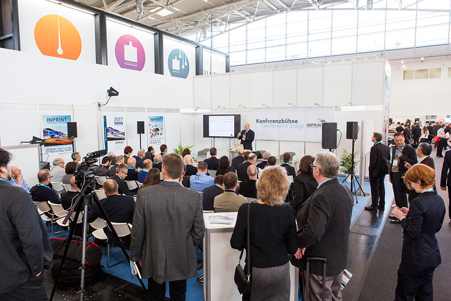 60 seminar sessions will feature as part of the content programme at InPrint 2016