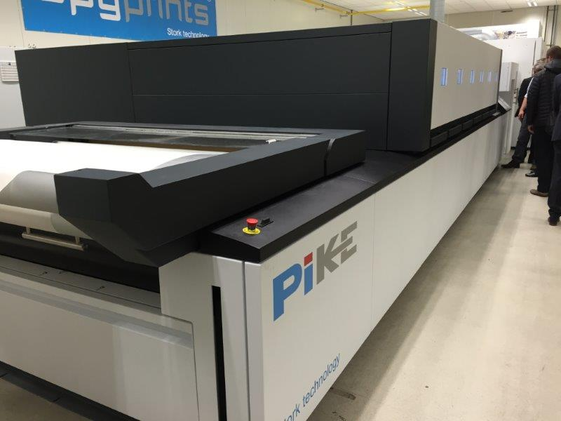 SPGPrints Pike Technology