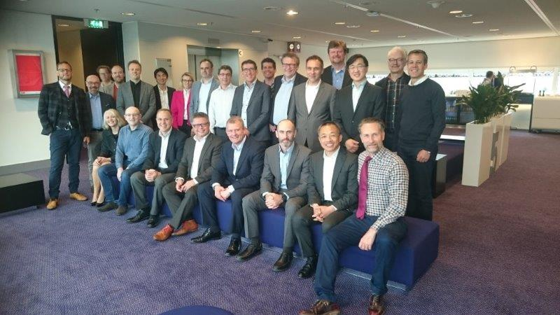 Pure Digital Development Group Meeting in Amsterdam April 2017