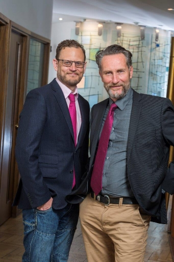 Marcus Timson & Frazer Chesterman