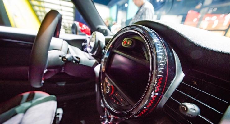 Ritzi Automotive and Heidelberg Omnifire Brings Inkjet into the world of Automotive Interiors