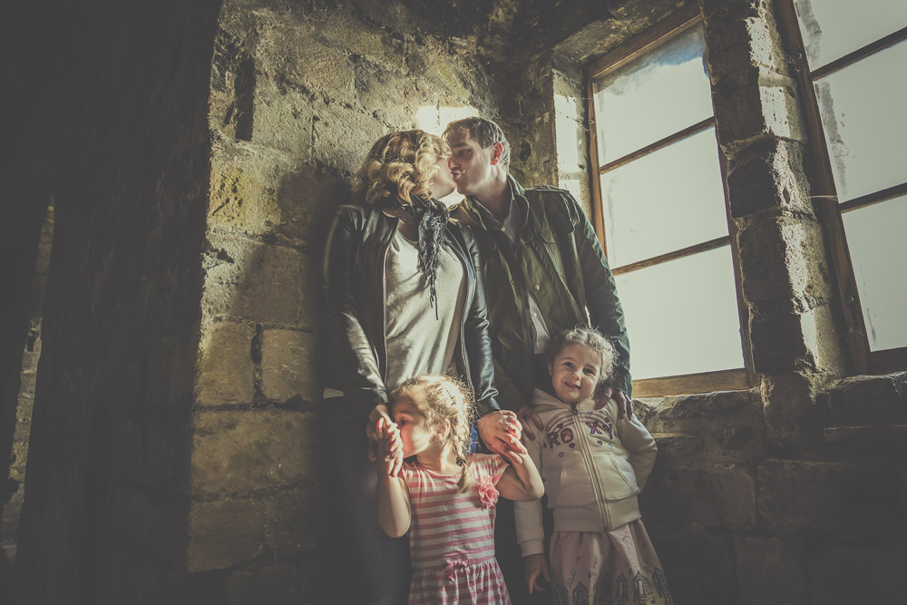 Portchester Castle Family Photos