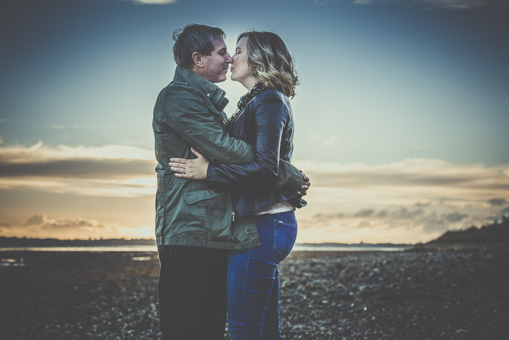 Portchester Castle Engagement Photos