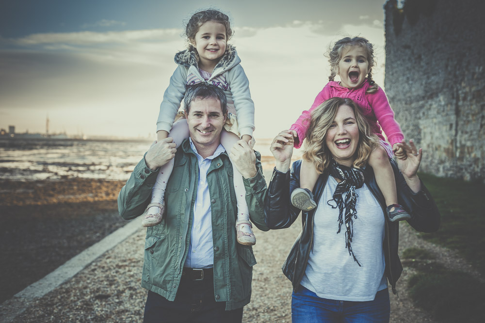 Family and Children Photographer in Southampton