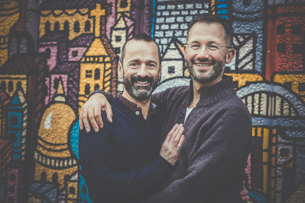 Gay Engagement Photography in London